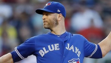 Photo of J.A. Happ headed to The Bronx