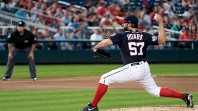 Photo of Reds Acquire Tanner Roark
