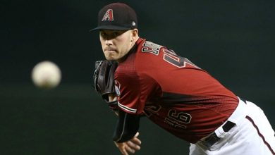 Photo of Patrick Corbin: Behind the Breakout