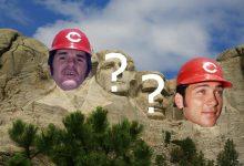 Photo of Cincinnati Reds Mount Rushmore
