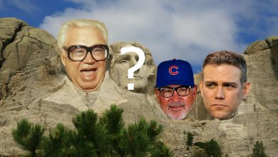 Photo of The Mount Rushmore of Chicago Cubs Non-Players