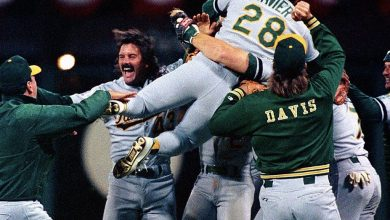 Photo of Looking back at the greatest season in Oakland A's history