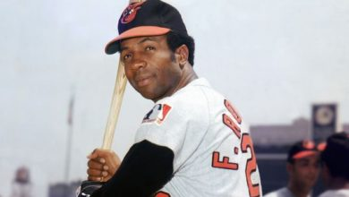 Photo of Frank Robinson: A Tribute