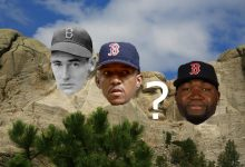 Photo of The Mount Rushmore of Red Sox