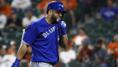 Photo of Athletics Acquire Kendrys Morales from Blue Jays