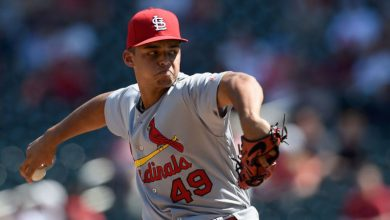 Photo of Jordan Hicks is a Cardinals Super-Reliever in the Making