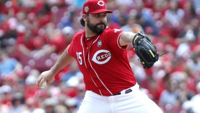 Photo of Athletics Acquire Tanner Roark