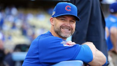 Photo of Cubs hire David Ross as next manager