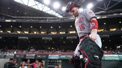 Photo of How Should the Reds Address Their Need at Catcher?