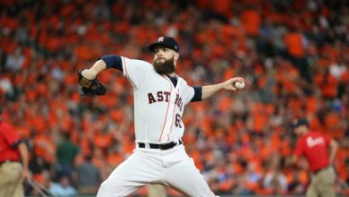 Photo of White Sox Land Dallas Keuchel