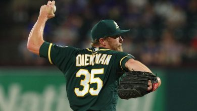 Photo of Breaking: A's sign Jake Diekman to a two year deal
