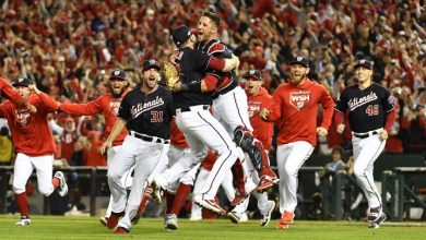 Photo of 2019 Washington Nationals Season Recap