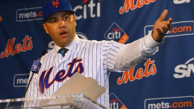 Photo of Beltran Out As Mets Manager