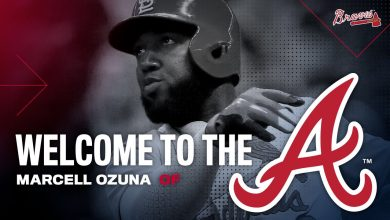 Photo of Braves Sign Marcell Ozuna