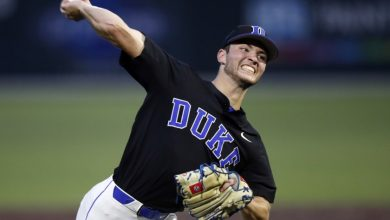 Photo of MLB Draft Notebook: College Pitching Edition