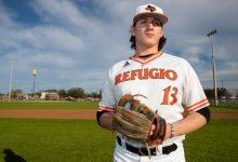Photo of White Sox Draft Top HS Prep Jared Kelley in the 2nd Round