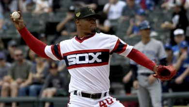 Photo of White Sox Place Reynaldo Lopez on the 10 Day IL