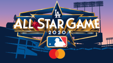 Photo of 2020 NL All-Star Team