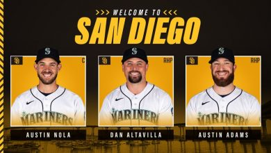 Photo of Padres, Mariners engage in massive player swap