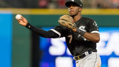 Photo of White Sox place SS Tim Anderson on the 10 Day IL