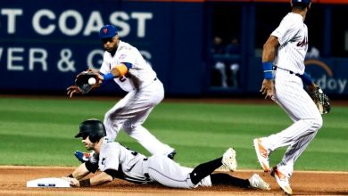 Photo of Marlins' Key to Success? Aggressiveness on Basepaths