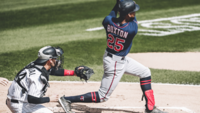 Photo of Delving into Byron Buxton's Video Game Numbers