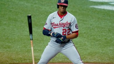 Photo of No Longer A Hypothetical: Nats Fall to 19-31 again