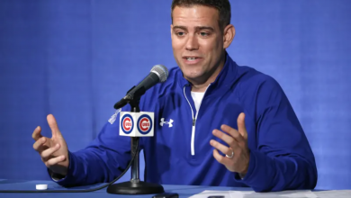 Photo of Theo Epstein Steps Down from Cubs