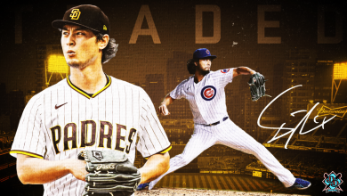 Photo of Padres Acquire Darvish & Caratini for Davies & Prospects