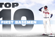 Photo of Diamond Digest Top 10 Right Now: First Basemen