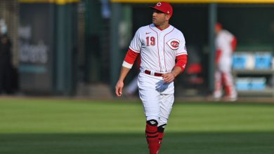 Photo of The New and (Maybe) Improved Joey Votto