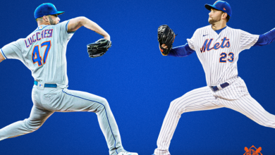 Photo of Peterson v. Lucchesi: The Battle for the Mets Fifth Starter Role