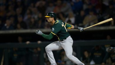 Photo of A's to call up prospect Luis Barrera