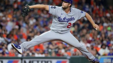 Photo of Dodgers and Astros Split Two-Game Series: Kershaw Dazzles in Game One, Astros Bats Come Alive In Game Two
