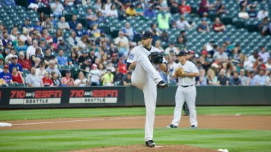 Photo of The Stove is Cooking: James Paxton to the Bronx