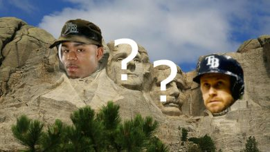 Photo of The Mount Rushmore of Rays
