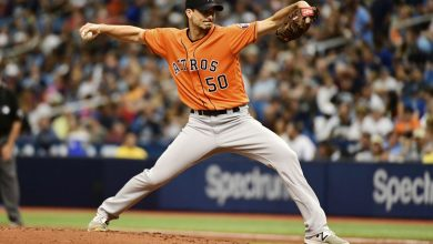 Photo of Charlie Morton Signs Two-Year Deal with Rays