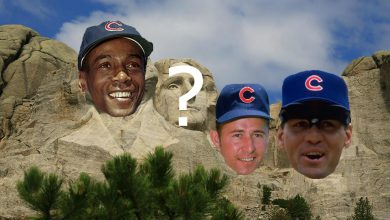 Photo of The Mount Rushmore of Chicago Cubs Players