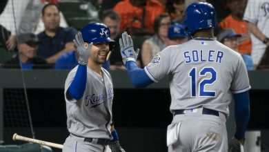 Photo of Whit Merrifield and the Royals Both Capitalize with 4-Year Extension