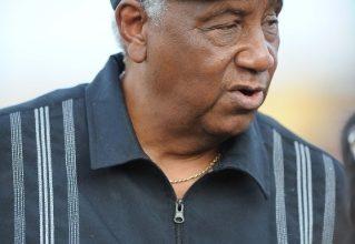 "Photo of Dennis ""Bose"" Biddle, Negro League Advocate"