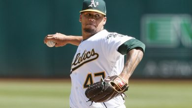 Photo of Early Season Breakout Candidate: Frankie Montas