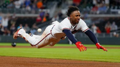 Photo of BREAKING: Ozzie Albies agrees to extension with Atlanta Braves