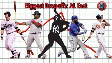 Photo of Biggest MLB Dropoffs This Decade: AL East
