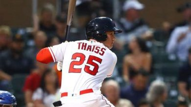 Photo of Angels Call Up Matt Thaiss