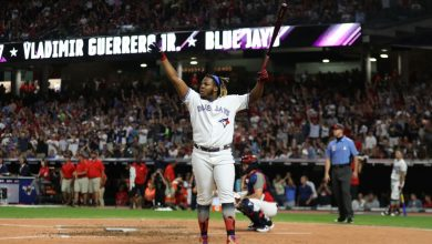Photo of Major League Baseball Won the Home Run Derby