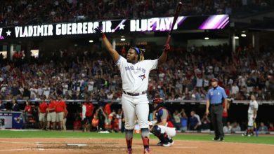 Photo of Major League Baseball Won the Home Run Derby