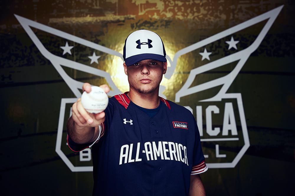 quality design e079e 62c74 2020 MLB Draft Notebook: Under Armour All-America Game Notes ...