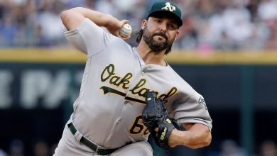 Photo of Tanner Roark Stepping Up Big For the A's After Deadline Deal