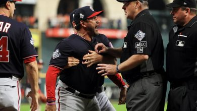 Photo of Game 6's Controversial Call Isn't Just Another Miscue for MLB Umpires