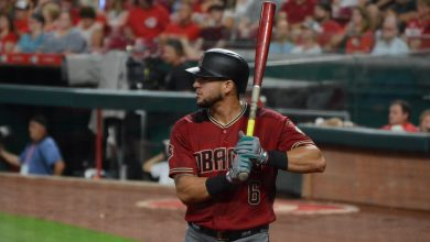 Photo of Diamondbacks Extend David Peralta